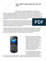 Samsung Y Huawei Son Líderes Indiscutidos Del Mercado Colombiano De Móviles