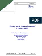 NursingStationSRS&Process