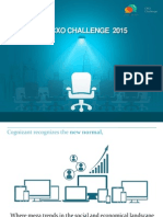 The Cxo Challenge 2015 Final