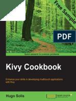 Kivy Cookbook - Sample Chapter