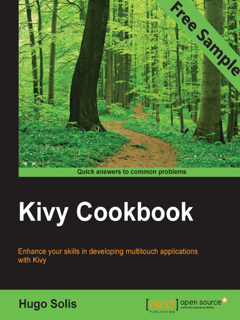 Kivy Cookbook - Sample Chapter | Android (Operating System