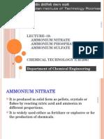 Lecture 14 15 Ammonia Copy