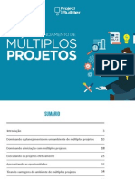 Manual de Gerenciamento de Multiplos Projetos (Project Builder)