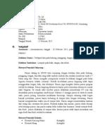 Laporan Kasus III Bedah Umum Ulkus Dekubitus -HOTRIS