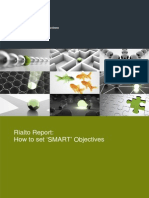 How to Set Up 'SMART' Objectives