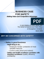 Business Case Safety 20050621