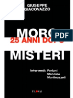 Giuseppe Giacovazzo - Moro 25 anni dopo. Misteri
