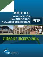 alfabetización académica-Módulo Comunicacion Web