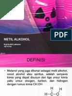 Metil Alkohol