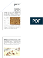 Diptico.aportes Culturales a La Humanidad de La Cultura Egipcia