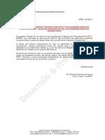 R.M.312-11-MINSA Protocolos de Exámenes y Guia de Diagnótico Exámenes Por Actividad