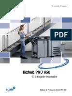 Km Bizhub Pro 950 Ds Es