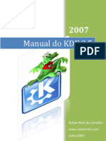 2007  Manual do KDE 3.5
