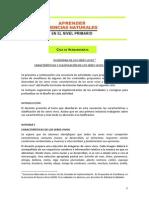 Diversidad y Clasificación de Los Seres Vivos 4º Grado - Clase 5.2