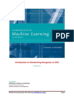 Assignement 1 Machine Learning