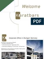 Presentation Karatbars