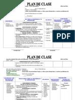 Planes de Leccion de Matematicas 7mo.