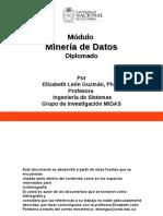 Modulo Mineria de Datos