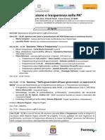 2011 Aprile 12 Innovazione e Trasparenza Nella PA