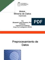 Mineria de Datos - Preprocesamiento