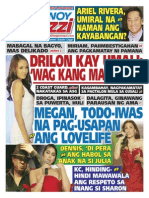 Pinoy Parazzi Vol 8 Issue 102  August 21 - 23, 2015