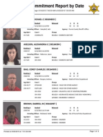 Peoria County booking sheet 08/20/15