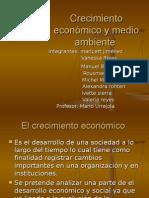 Crecimiento económico y medio ambiente.ppt