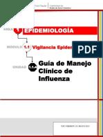 Guia de Manejo Clinico de Influenza