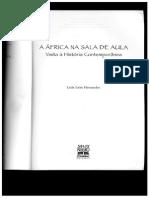 HERNANDEZ L Cap 3 Perspectiva Africana Partilha