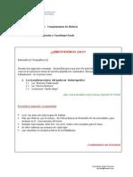 ACTIVIDAD TEMA 1 - Guía de Trabajo 1ª semana CDH Maestros