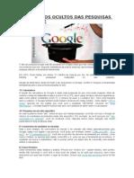 11 Recursos Ocultos Das Pesquisas No Google