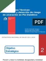 Taller PSCV 2013 OT Pie Diabetico