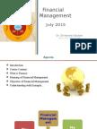 Financial Management - An Introduction