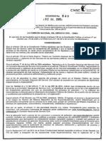 acuerdo 00540 de 2015