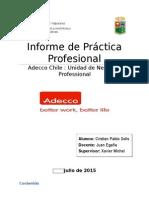 Informe Practica Profesional