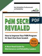 Pdm Secrets