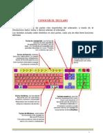 1. Word 2013 - Conocer El Teclado