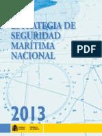 Estrategia Seguridad Maritima Nacional 2013