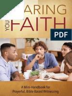 Sharing Your Faith - English