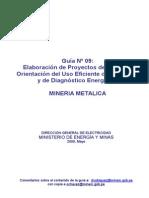 3 Hilares Mineria Metalica