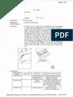 Desmontaje y Montaje Arboles Levas Psa 1,6 Vti