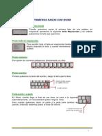 2. Word 2013 - Primeros Pasos Con Word