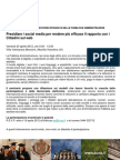 2012 - Programma Seminario Social Media CUOA