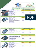 Catalogo Agosto 2015