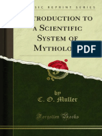 A Scientific System of Mythology (Introduction)