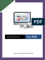 Flip PDF Help en ingles