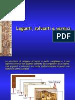 MP-STBC 5 - Leganti, Solventi e Resine (1)