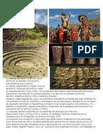 Cultura Inca y Azteca
