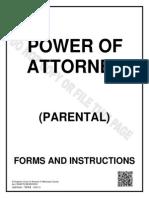 Arizona Power of Attorney