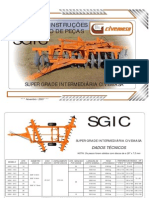 Grade Intermediaria Civemasa SGIC-28C